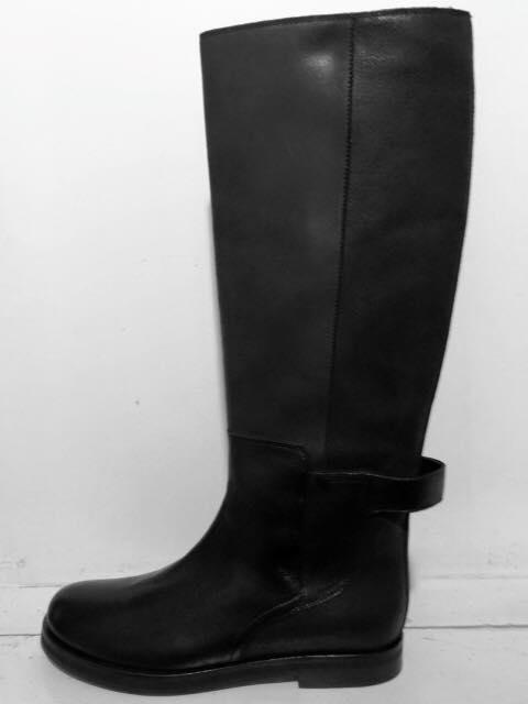 MM6.Boots.Women's Knee-High Boots.Maison Martin Margiela.